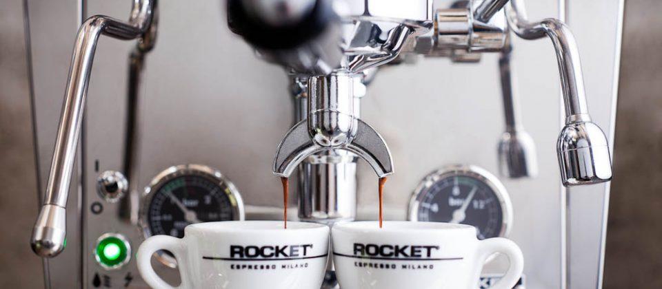 Rocket Espresso Makinası Servisi