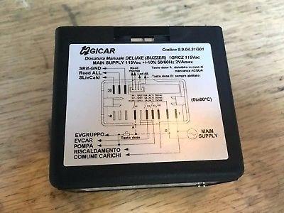 Espresso Makinası Elektronik Kart Tamiri